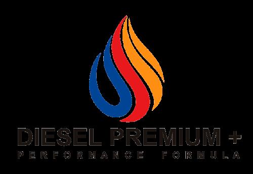 Diesel Premium + logo